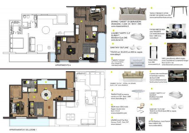 Come dividere una casa in due appartamenti studio for Dividere una casa